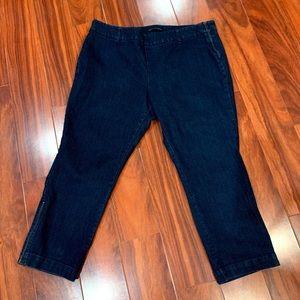 Apostrophe Women's Capri Jeans - Size 16
